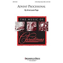 Brookfield Advent Processional 2 Part Mixed composed by Anna Laura Page