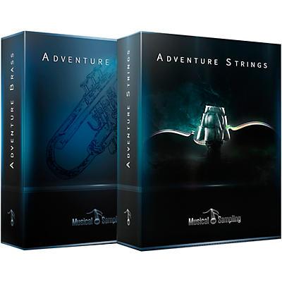 Musical Sampling Adventure Bundle