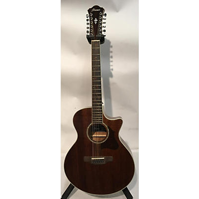 Ibanez Ae2412 12 String Acoustic Electric Guitar