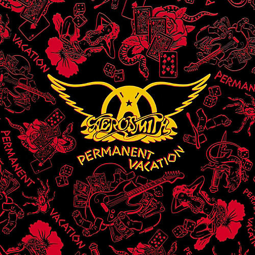 Universal Music Group Aerosmith - Permanent Vacation [LP]