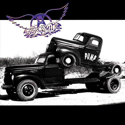 Universal Music Group Aerosmith - Pump [LP]