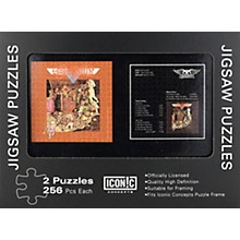 Iconic Concepts Aerosmith - Toys in the Attic Jigsaw Puzzles (2 puzzle set)
