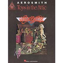 Hal Leonard Aerosmith - Toys in the Attic*