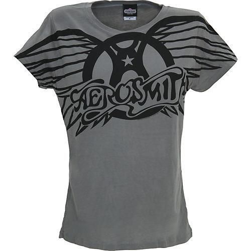 Gear One Aerosmith Winged Logo Women's T-Shirt