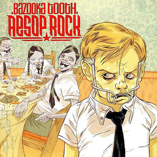 Alliance Aesop Rock - Bazooka Tooth