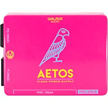Walrus Audio Aetos 120V Neon Clean Power Supply
