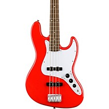 Affinity Jazz Bass Race Red