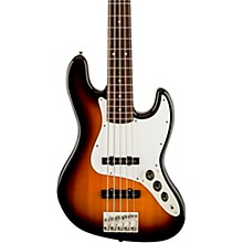 Open Box Squier Affinity Jazz Bass V