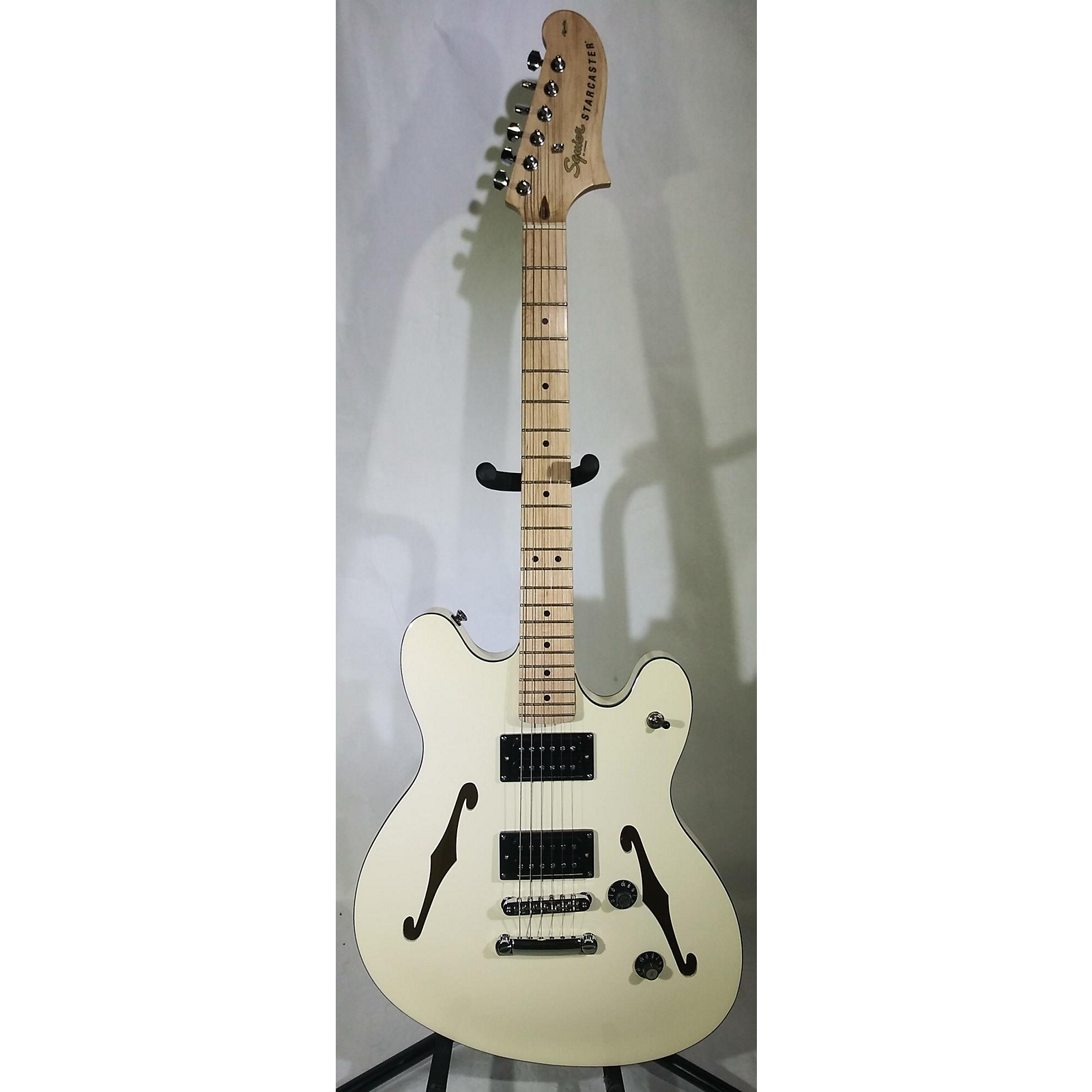 Squier Affinity Series Starcaster Hollow Hollow Body Electric Guitar