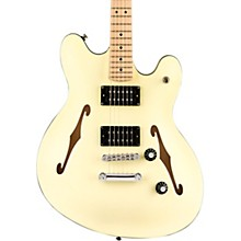 Affinity Series Starcaster Maple Fingerboard Electric Guitar Olympic White
