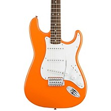 Affinity Series Stratocaster Electric Guitar with Rosewood Fingerboard Competition Orange