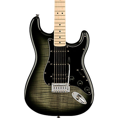 Squier Affinity Series Stratocaster FMT HSS Maple Fingerboard Electric Guitar