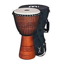 African Djembe with Bag Large