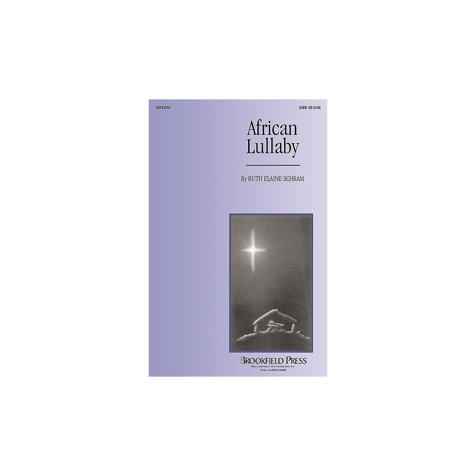 Brookfield African Lullaby 2-Part Arranged by Ruth Elaine Schram