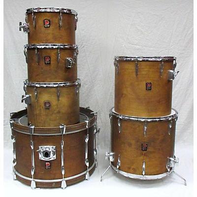 Premier African Mahogany Drum Kit