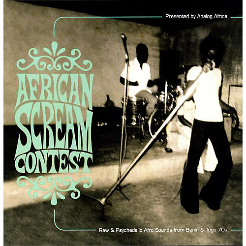 Alliance African Scream Contest: Raw & Psychedelic Afro