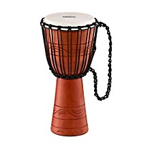 Open Box Nino African Style Rope Tuned Djembe Small
