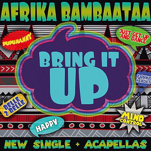 Alliance Afrika Bambaataa - Bring It Up