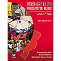 Alfred Afro-Brazilian Percussion Guide Book 2: Carnaval thumbnail