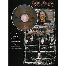 Centerstream Publishing Afro-Cuban Drumming (Book/CD)