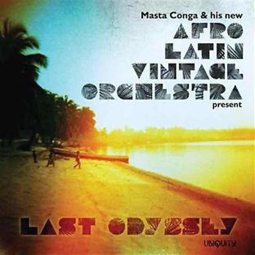 Alliance Afro Latin Vintage Orchestra - Last Odyssey
