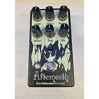 Earthquaker Devices Afterneath Reverb V3 Effects Processor