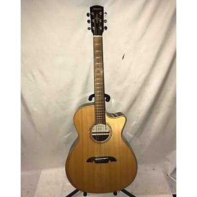 Alvarez Ag70cear Acoustic Electric Guitar