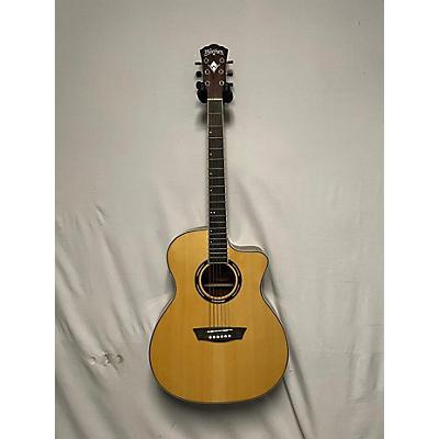 Washburn Ag70cek Acoustic Guitar