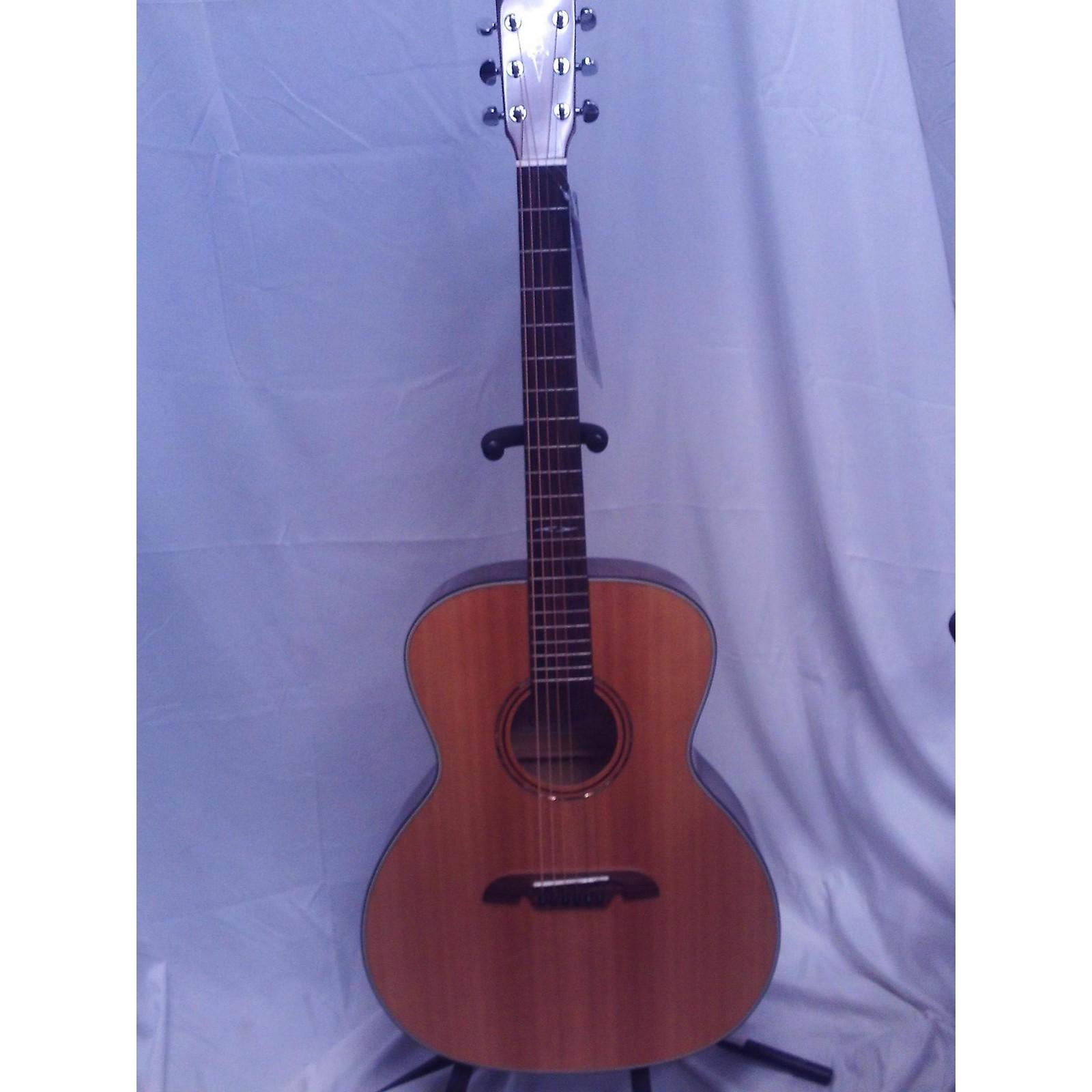 Alvarez Ag80EFM Acoustic Electric Guitar