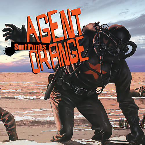 Alliance Agent Orange - Surf Punks