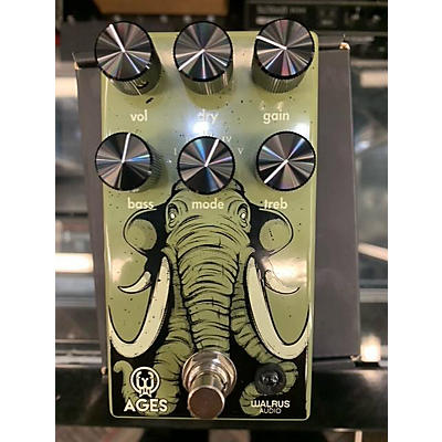 Walrus Audio Ages Five-State Overdrive Sante Fe Edition Effect Pedal