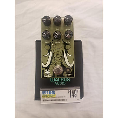 Walrus Audio Ages Overdrive Effect Pedal