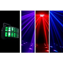 Open BoxAmerican DJ Aggressor Hex LED