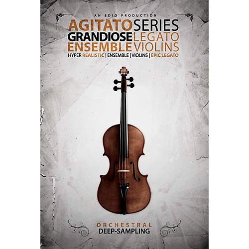 8DIO Productions Agitato Series: Grandiose Legato