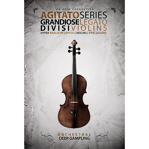 8DIO Productions Agitato Series: Legato Arpeggio