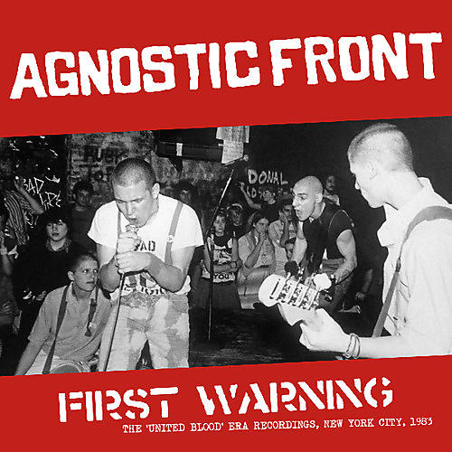 Alliance Agnostic Front - First Warning