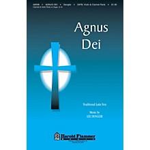 Shawnee Press Agnus Dei SATB composed by Lee Dengler