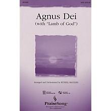 PraiseSong Agnus Dei (with Lamb of God) (I-Pak (Full Orchestra)) IPAKO Arranged by Russell Mauldin