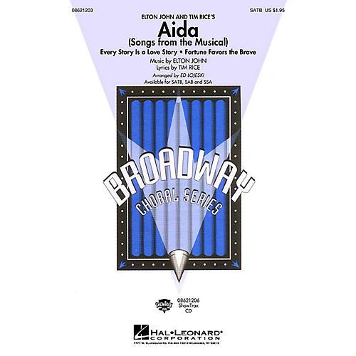 Hal Leonard Aida (Songs from the Musical) SSA Arranged by Ed Lojeski