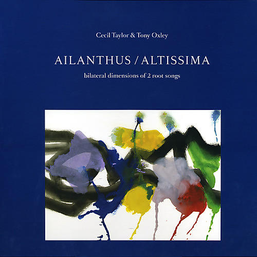 Alliance Ailanthus / Bilateral Dimensions Of 2 Root Songs