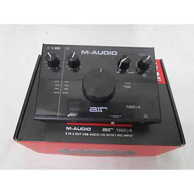 M-Audio Air 192-4 Audio Interface
