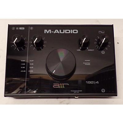 M-Audio Air 192 4 Audio Interface