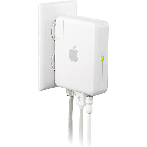 Apple AirPort Extreme Base Station with Air Tunes