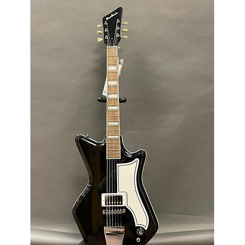 Eastwood Airline 1P Solid Body Electric Guitar Black