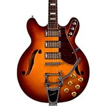 Airline H78 Electric Guitar Honey Burst