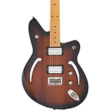 Airsonic HB Maple Fingerboard Electric Guitar Coffee Burst