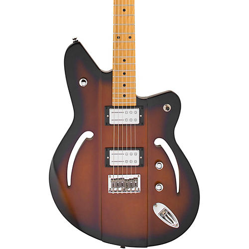 Reverend Airsonic HB Maple Fingerboard Electric Guitar
