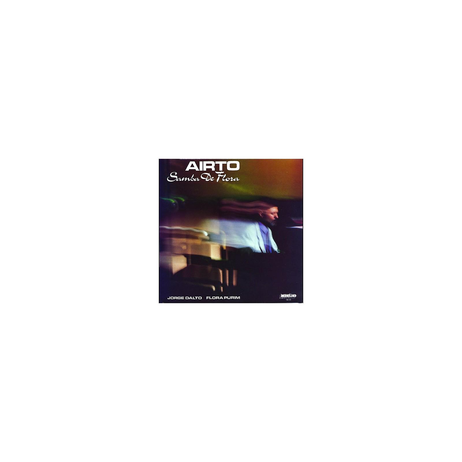 Alliance Airto - Soul Jazz Records Presents Airto: Samba De Flora