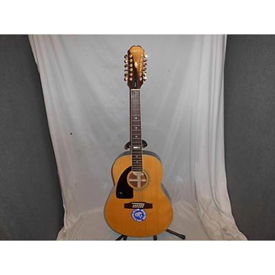 Epiphone Aj18s -12 12 String Acoustic Guitar