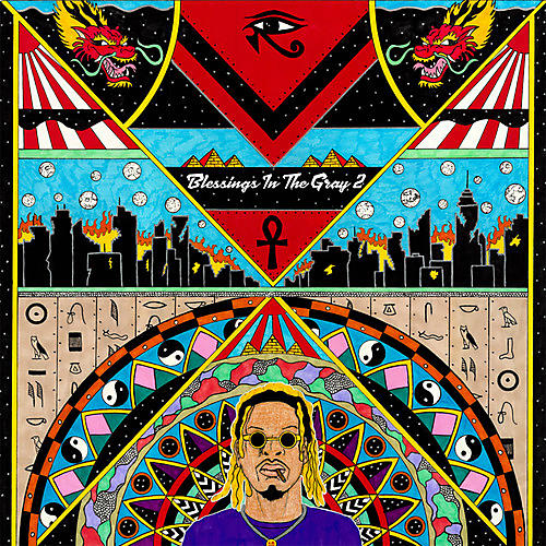 Alliance Akthesavior (Ak Of The Underachievers) - Blessings In The Gray 2